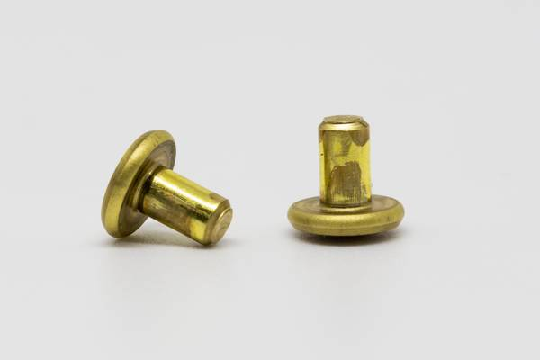 escomatic turning brass contact