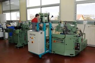grinding, thread rolling turned parts